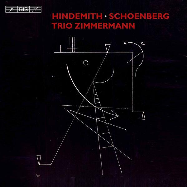 Trio Zimmermann - Hindemith & Schoenberg : String Trios