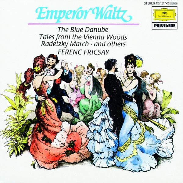 Radio-Symphonie-Orchester Berlin|Johann Strauss II: Walzer Und Polkas