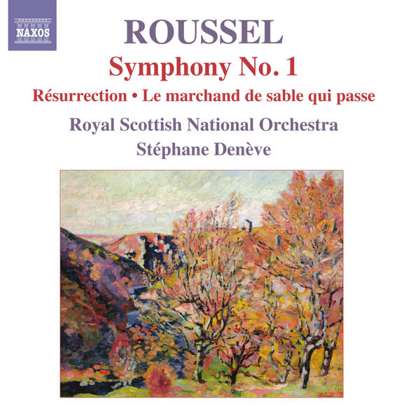 The Royal Scottish National Orchestra Symphonie n°1
