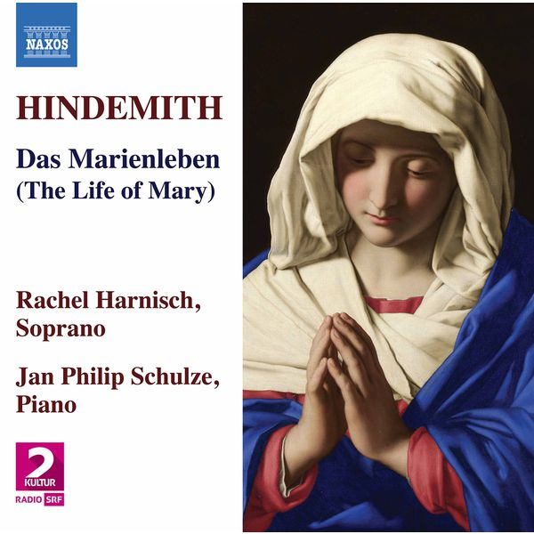 Rachel Harnisch - Hindemith: Das Marienleben (1948 Version)