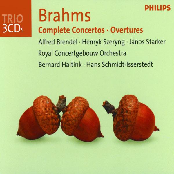 Alfred Brendel - Brahms: Complete Concertos / Overtures