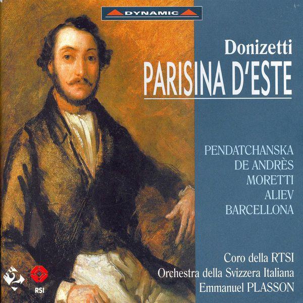 Alex Penda - Donizetti: Parisina D'Este