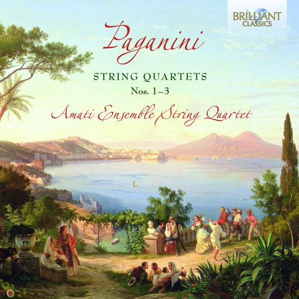 Amati Quartet - Quatuors à cordes, op.1a