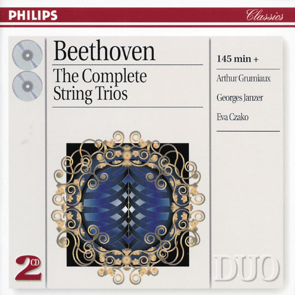 Grumiaux Trio - Beethoven: The Complete Strings Trios