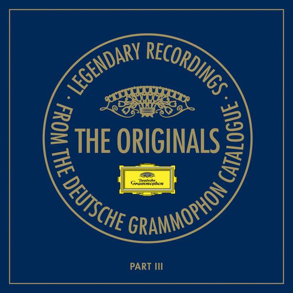 Various Artists - The Originals (III) - Legendary Recordings From The Deutsche Grammophon Catalogue
