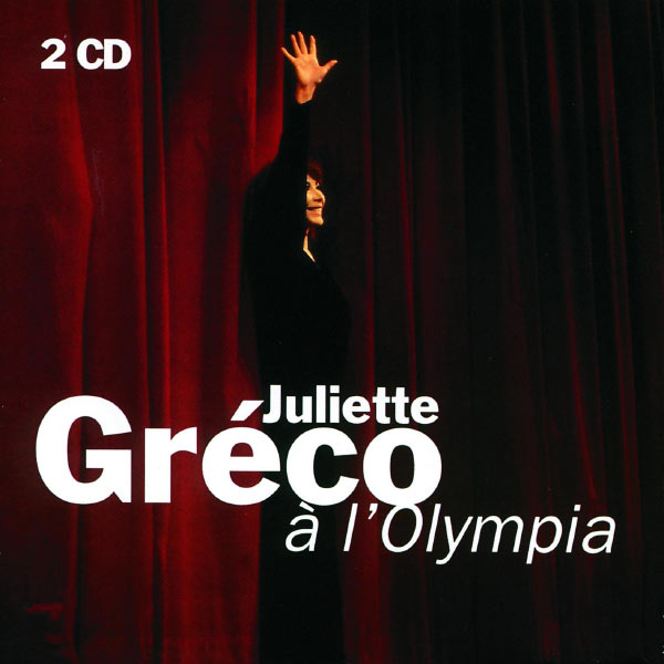 Juliette Gréco - À l'Olympia (1992)