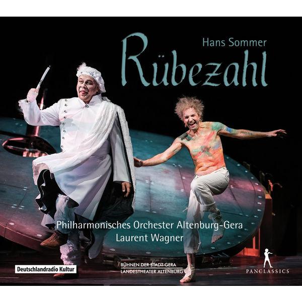 Philharmonisches Orchester Altenburg-Gera - Sommer: Rübezahl