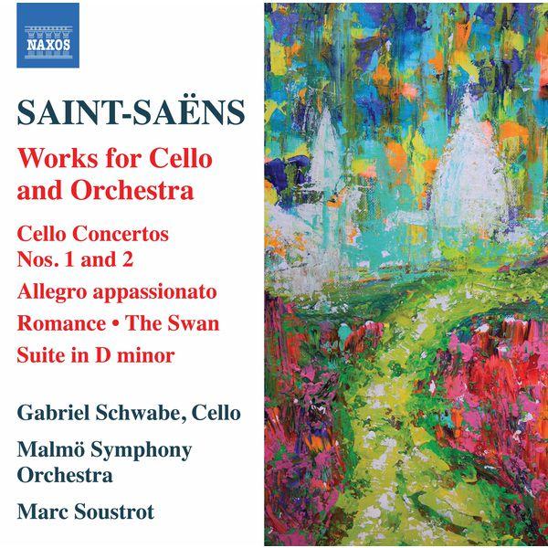 Gabriel Schwabe - Saint-Saëns: Works for Cello & Orchestra