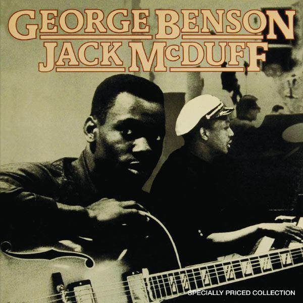 George Benson - George Benson & Jack McDuff [2-fer]