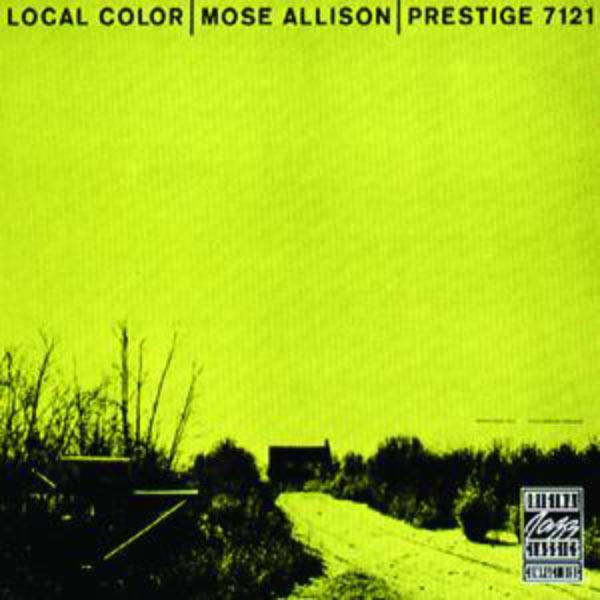 Mose Allison - Local Color