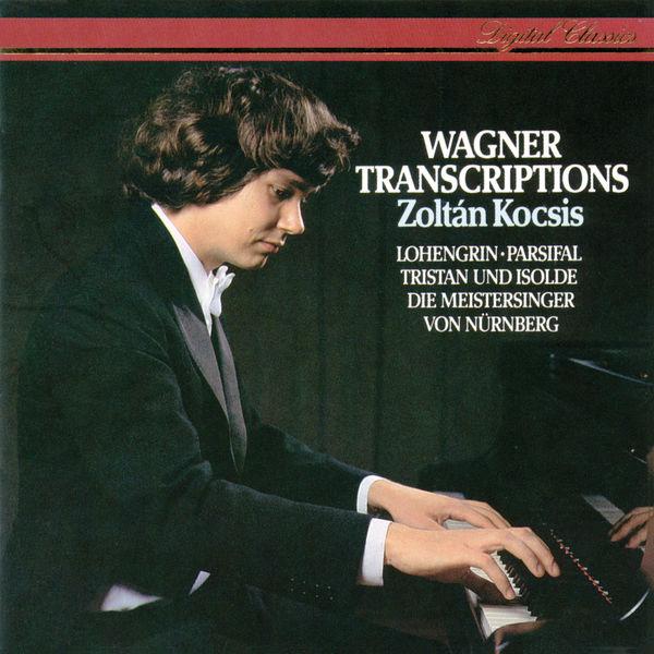 Zoltán Kocsis - Wagner: Transcriptions