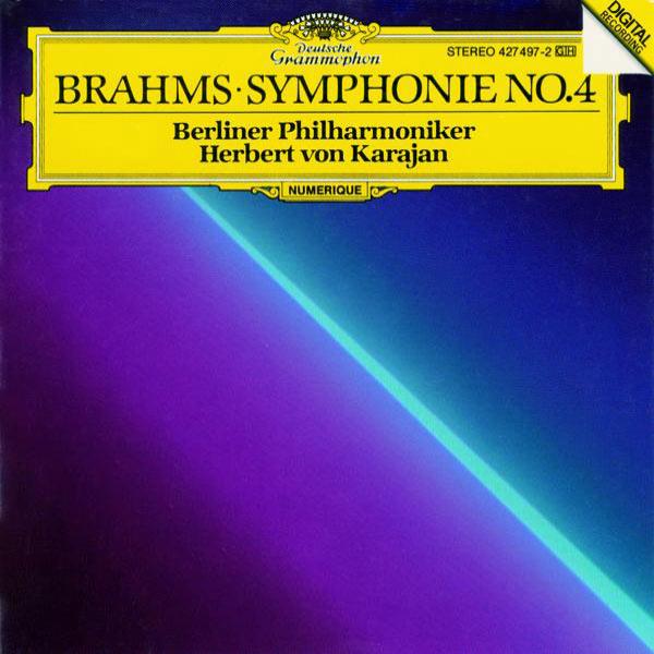 Berliner Philharmoniker - Brahms: Symphony No. 4 in E Minor, Op. 98