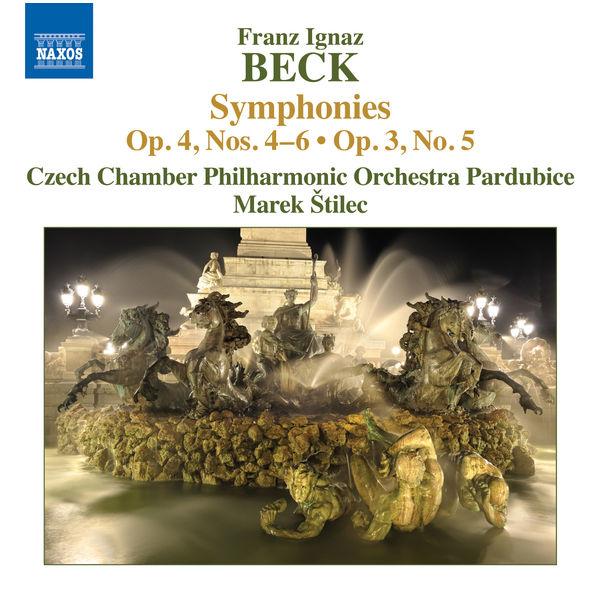 Czech Chamber Philharmonic Orchestra Pardubice - Beck: Symphonies