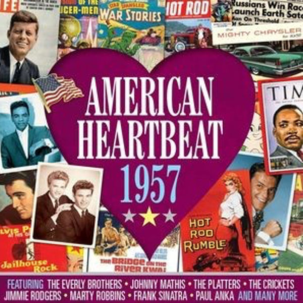 Various Artists - American Heartbeat 1957