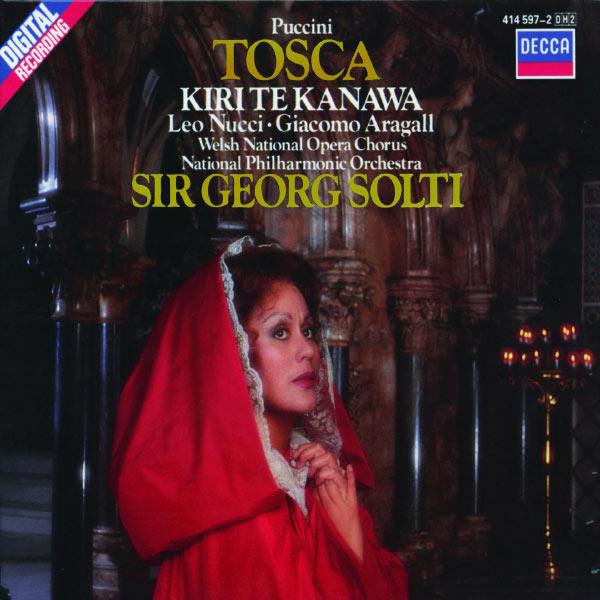Kiri Te Kanawa|Puccini: Tosca