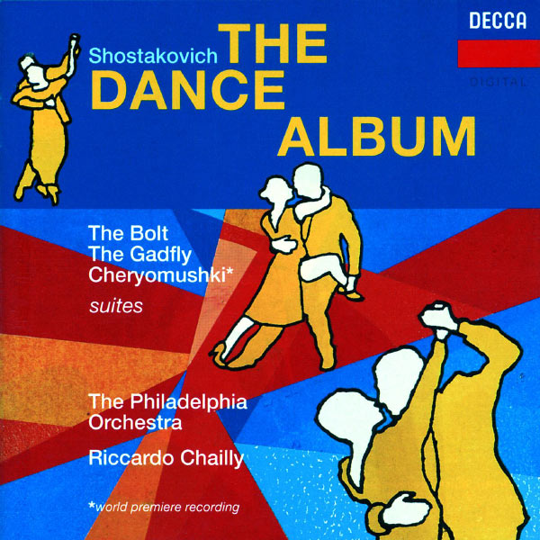 Philadelphia Orchestra - Shostakovich: The Dance Album