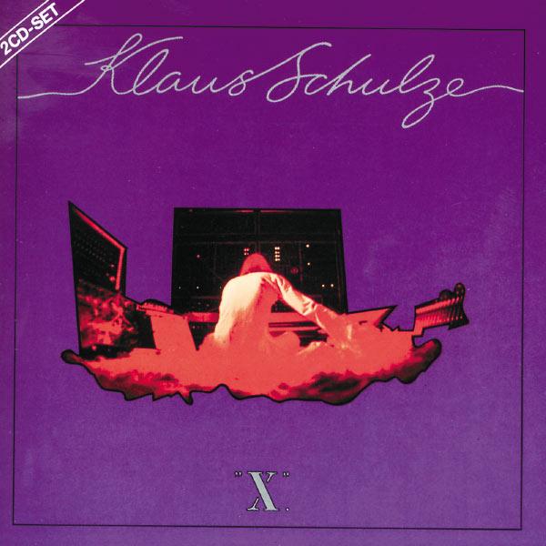 """Klaus Schulze - """"X"""" (Sechs Musikalische Biographien)"""