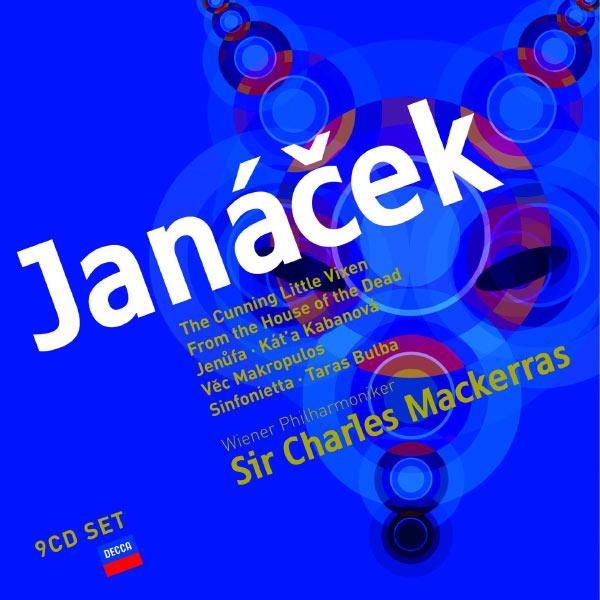 Wiener Philharmonic Orchestra - Janácek: Operas