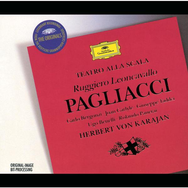 Carlo Bergonzi - Leoncavallo: Pagliacci