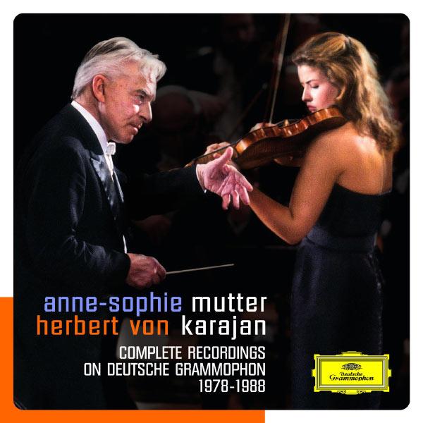 Anne-Sophie Mutter - Complete Recordings On Deutsche Grammophon