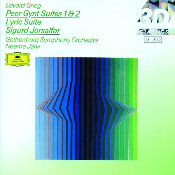 Göteborgs Symfoniker - Grieg: Peer Gynt Suites Nos.1 & 2; Lyric Suite; Sigurd Jorsalfar
