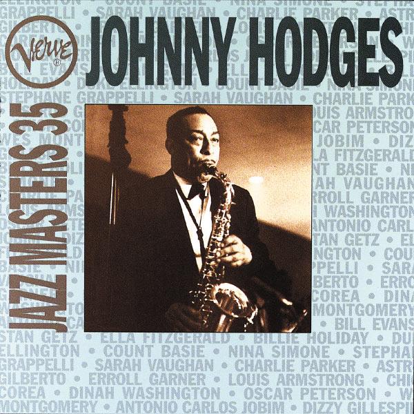 Johnny Hodges - Jazz Masters 35