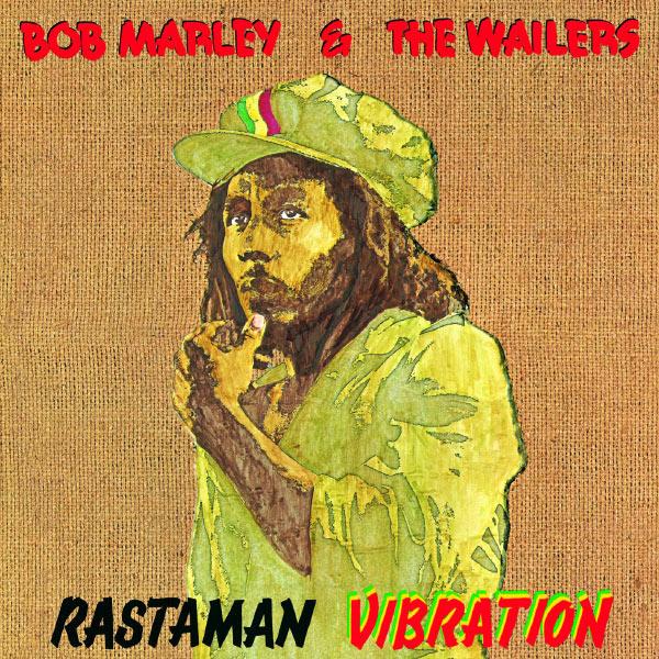 Bob Marley & The Wailers - Rastaman Vibration