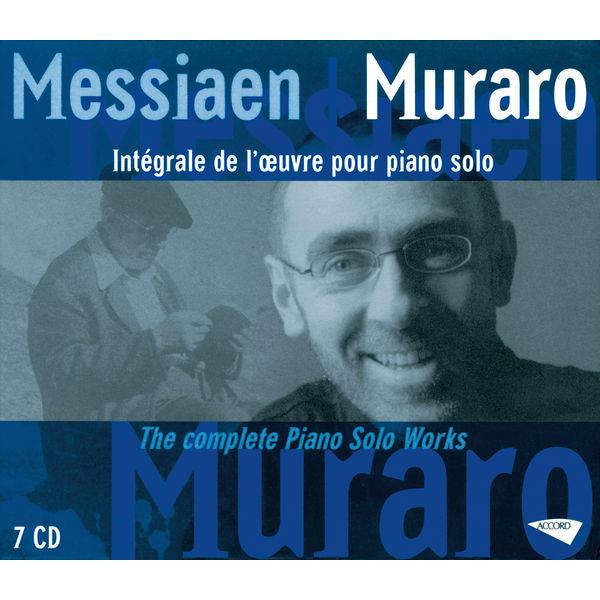 Roger Muraro - Intégrale Piano Seul