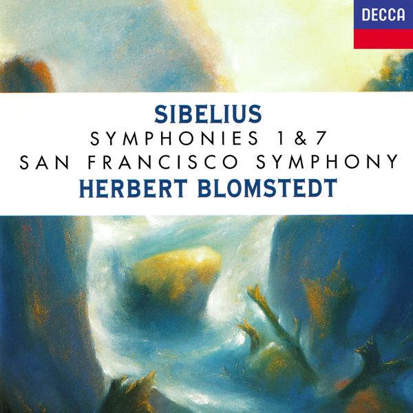 Herbert Blomstedt - Sibelius: Symphonies Nos. 1 & 7