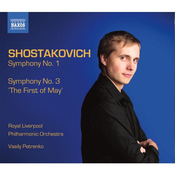 Vasily Petrenko - Symphonies n°1 & n°3