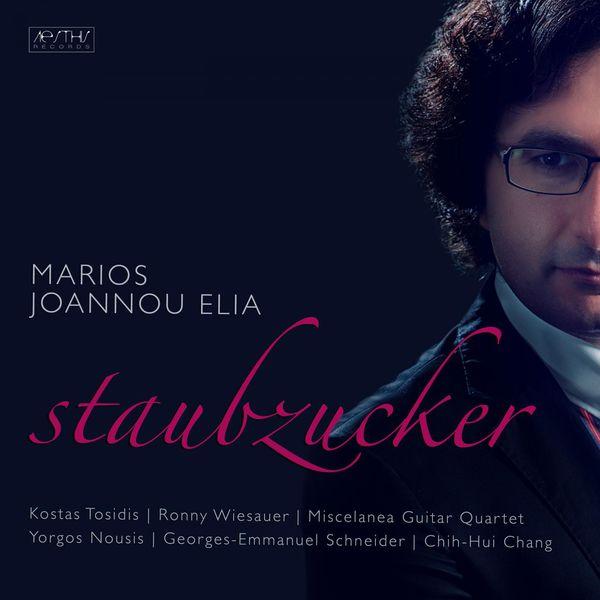 Marios Joannou Elia - Staubzucker