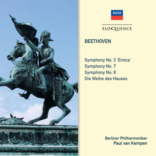 Paul van Kempen - Beethoven: Symphonies 3, 7, 8, Consecration Of The House