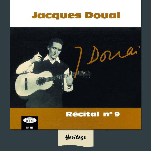 Jacques Douai - Heritage - Récital N°9, 15 Ans De Chansons - BAM (1965)