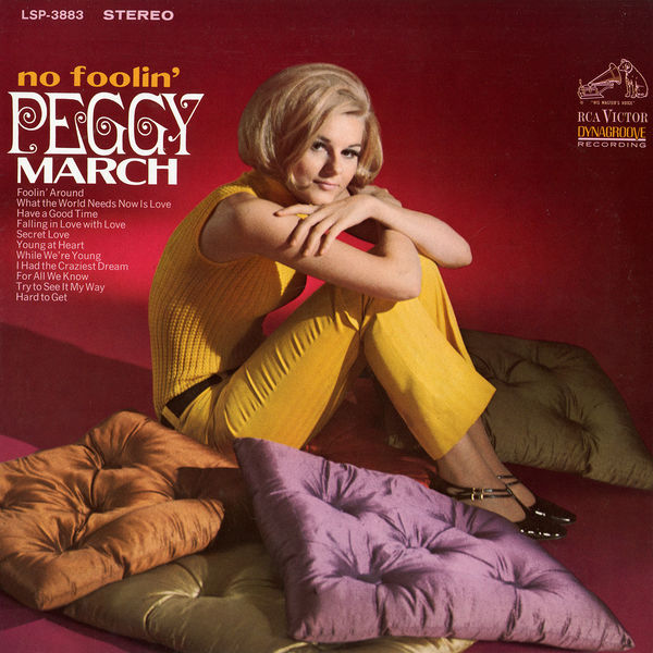 Peggy March - No Foolin'