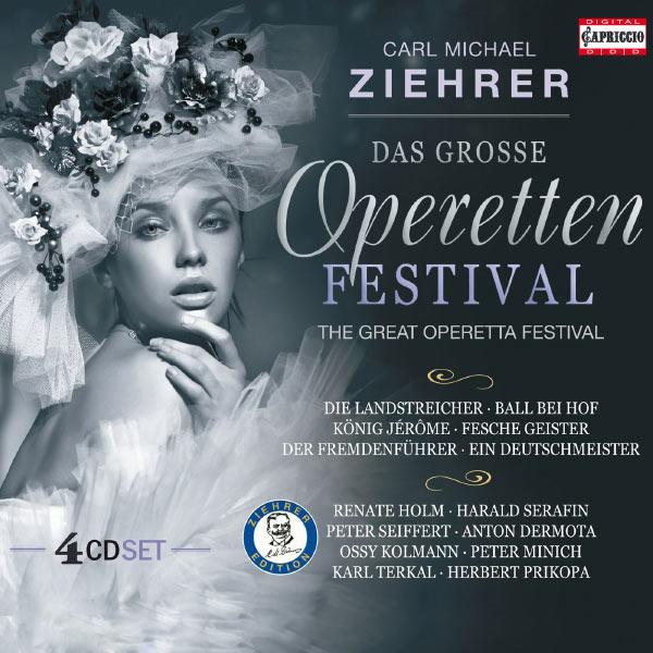 Radio Symphonieorchester Wien - The great operetta festival
