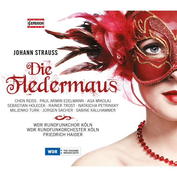 Friedrich Haider - Strauss: Die Fledermaus