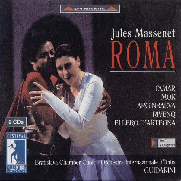 Iano Tamar - Massenet: Roma