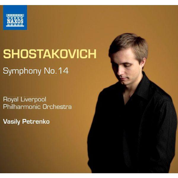 Alexander Vinogradov - Dmitry Shostakovich : Symphony No. 14