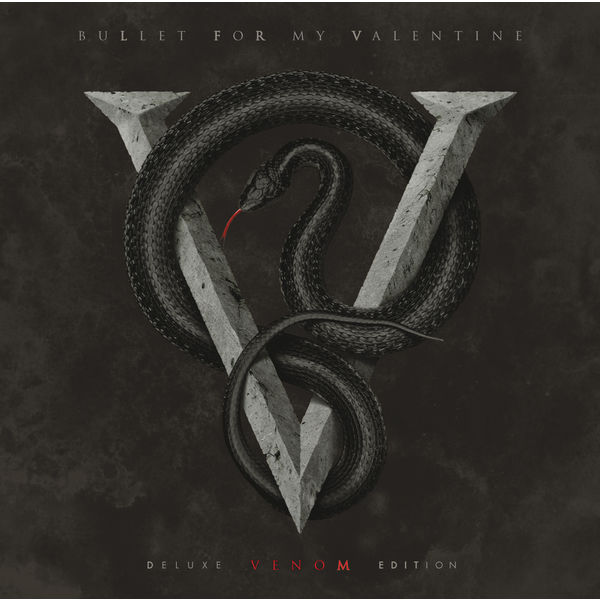 Album Venom Deluxe Edition Bullet For My Valentine Qobuz Download And Streaming In High Quality