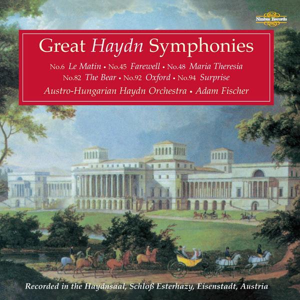 Joseph Haydn - Great Haydn Symphonies: Orchestral Favourites, Vol. XVI