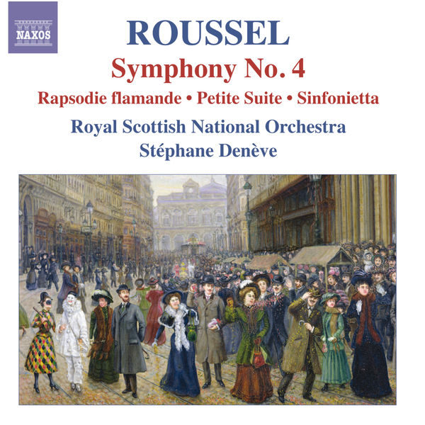The Royal Scottish National Orchestra - Symphonie n° 4