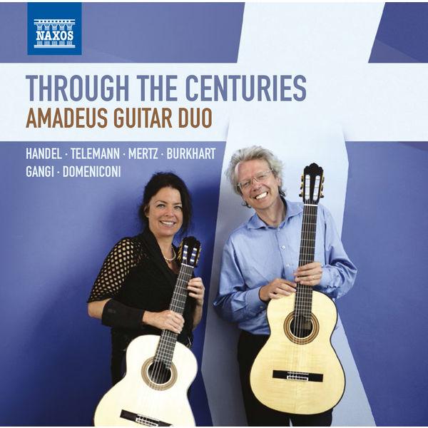 Amadeus Guitar Duo - Through the Centuries