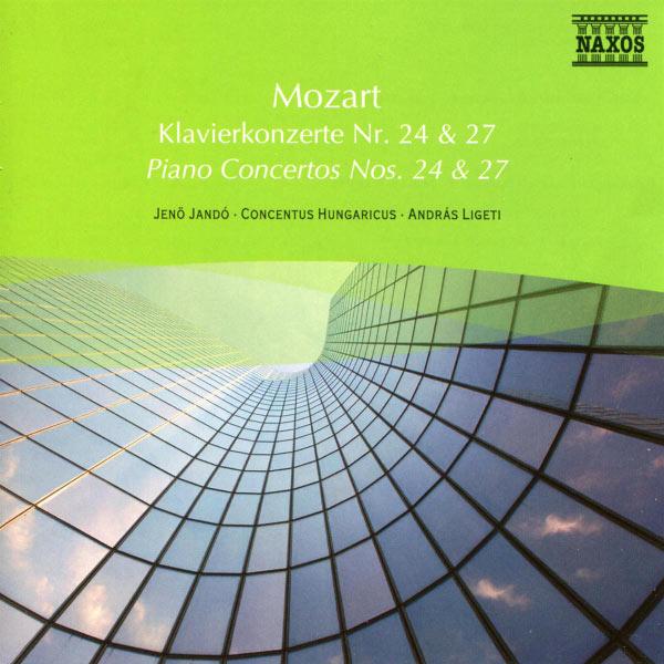 Jeno Jando -  Piano Concertos Nos.24