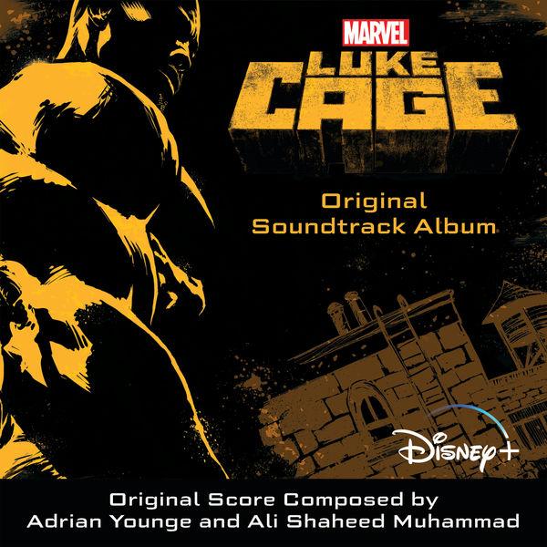 Adrian Younge - Luke Cage (Original Soundtrack Album)
