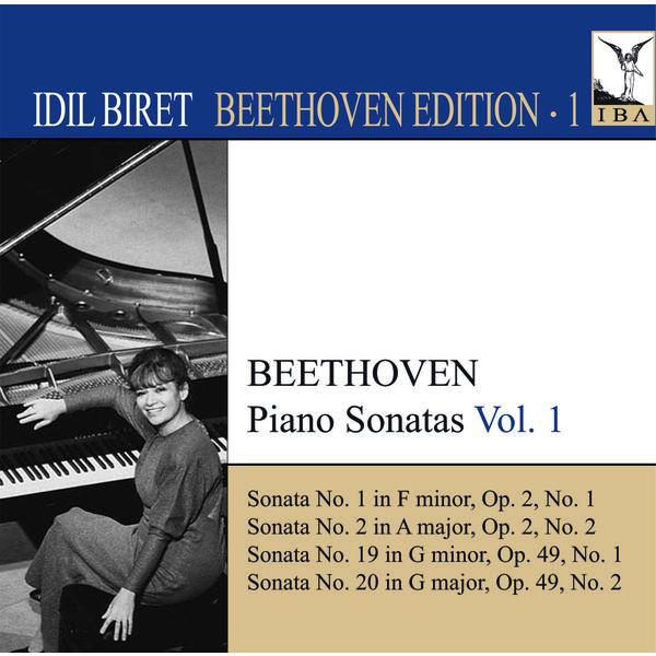 Idil Biret - Beethoven Edition (Volume 1)