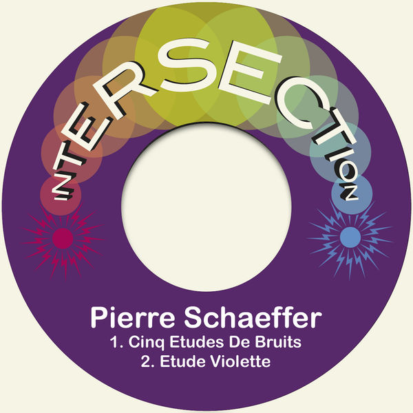 Pierre Schaeffer Cinq Etudes De Bruits