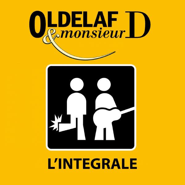 Oldelaf - L'intégrale