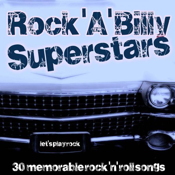 Various Artists - Rock 'A' Billy Superstars