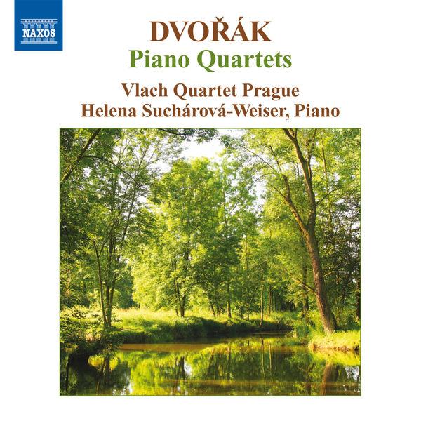 Vlach Quartet Prague|Quatuors avec piano