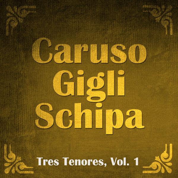 Enrico Caruso - 3 Tenores Del Siglo XX - Arias